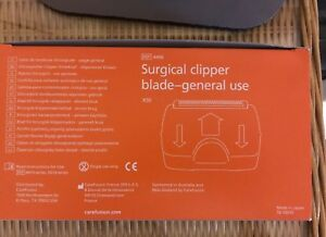 Carefusion Surgical Clipper Blade General Use Ref 4406 Qty 50