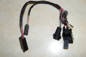 1974 Cadillac All 74 Eldorado Nos Cruise Control On Off Switch And Harness
