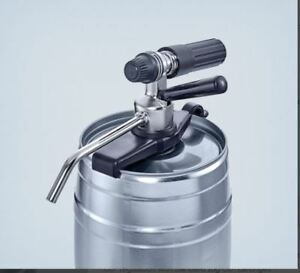 Fass frisch Tap For Party Star Deluxe System Co2 Beer Dispensing 5 litre Kegs