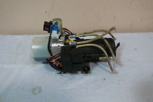 00 01 02 03 04 05 06 Audi Tt Mk1 Convertible Top Hydraulic Pump Motor Assembly