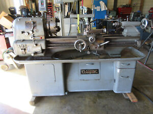 Clausing Colchester 13 Lathe 13 X 36