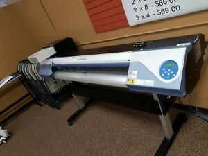 Roland Versacamm Vs 540i 54 Print Cut Eco Solvent Printer