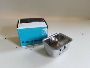 Nos Vintage Gm 1963 1964 1965 1966 1967 Corvette Ashtray Aac Mint In Box