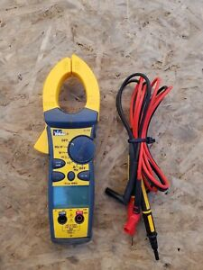Ideal 61 763 Clamp On Ampmeter