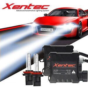 Xentec Xenon Light Slim Hid Conversion Kit 8000k H1 H3 H4 H7 H10 H11 9006 9007