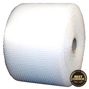 Bubble Wrap 3 16 700 Ft X 12 Perforated Every 12 Made In U s a lnstr