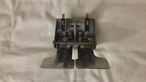 Taylor Ice Cream Machine Model 336 33 Oem Actuator Plates W Switches Assy