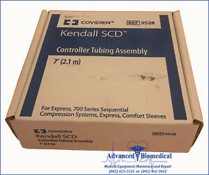 Covidien Kendall Scd 9528 Controller Tubing Express 700 Compression System