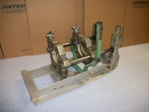 Mcelroy Butt Fusion Clamp In Good Used Working Order