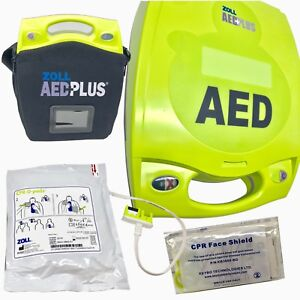 Zoll Aed Plus Semi automatic First Responder Kit