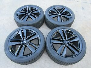 New Takeoff 2015 2019 Original Ford Mustang Black 19 Wheels And Tires