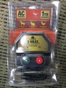 American Farm Works 5 Miles Electric Fence Controller Brand New