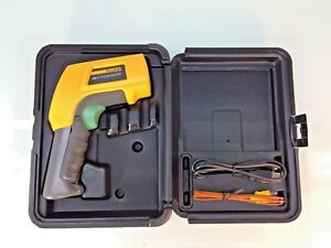 Fluke 568 Contact And Infrared Temp Gun Tested