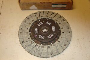 Ford 2000 3000 4000 Tractor 11 Clutch Disc C7nn7550aa