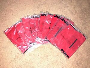 New 10 Lot Fire Extinguisher Covers W Window For 5 Abc Bc Halotron Co2