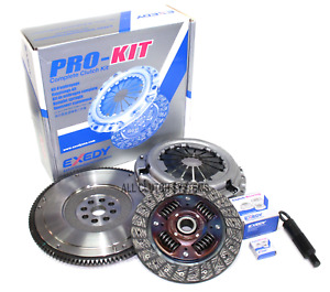 Exedy Clutch Kit Flywheel Set Acura Integra Honda Civic Si Del Sol Vtec B Series