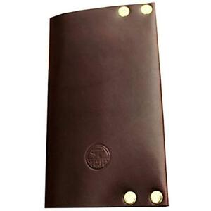 Riveted Binding Covers Paper Leather Field Notes Brand Journal