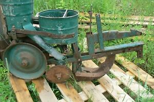 Coal One Point Fast Hitch Planter Seeder
