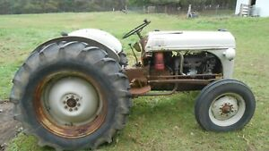 Ford 8n 9n Tractor 1951 Or 52 Good Condition