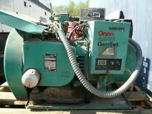 Onan 4 0 Rv Genset Generator 4kw Low Hours