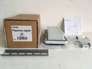 Plastron Rigide 20 For Millenium New In Box With Manual