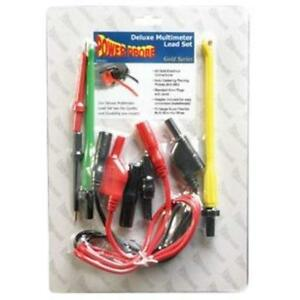 Deluxe Electrical Testers Test Leads Multimeter Set