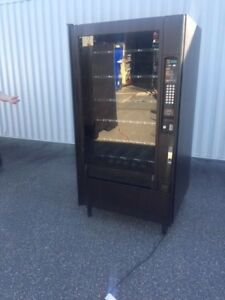 Very Nice Crane National Gpl159 Snack Vending Machine 45 Selections