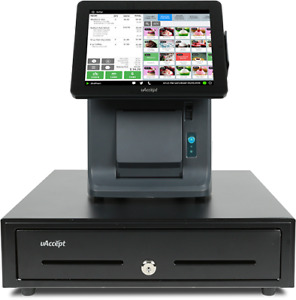 Uaccept Cloud Connected Point Of Sale System Model Mb3000