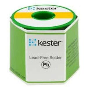 Kester Welding Equipment Accessories Lead Free Wire Solder 24 7068 7617