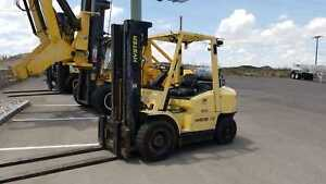 Hyster Forklift 7000 Lbs