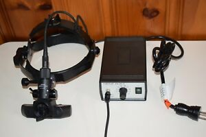 Heine Omega 100 With Power Supply