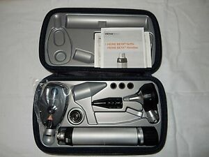Heine Beta 200 Set Ophthalmoscope And Otoscope In A Soft Case