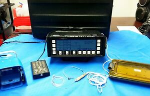 Amo Diplomax Phaco Machine With Handpieces And Carrying Case