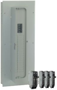 Main 40 Circuit Breaker 32 Space 200 Amp Load Center Pack Durability Reliability
