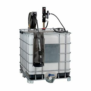 Oil Set 5 1 For 275 Gal Totes ibcs With Hose Reel