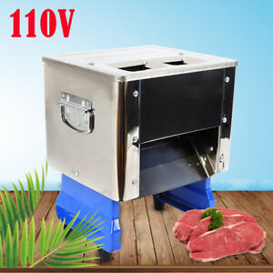 Electric Slicer Meat Stainless Steel Meat Cut Mutton Meat Cheese Food Slicer Usa
