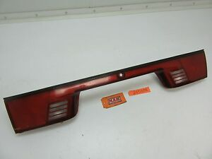 95 96 Sonata Center Trunk Lid Mounted Taillight Tail Light Lamp Brake Reverse Oe