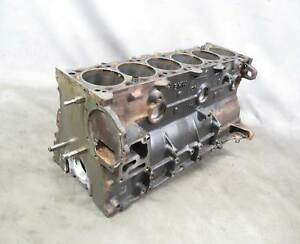 1993 1995 Bmw E36 3 series E34 M50 2 5l 6 cylinder Bare Engine Cylinder Block Oe