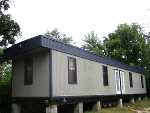 12x60 Mobile Modular Trailer Construction Sales Office Job site Trailer