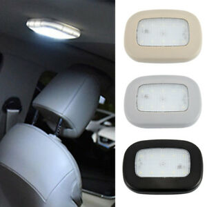 Dome Lamp Usb Charging Roof Led Ceiling Reading Light Car Universal Magnet