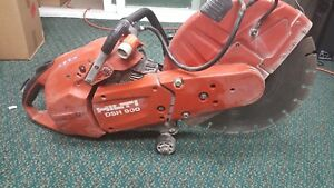 Hilti Dsh 900 16 Inch Concrete Cut Off Saw With Blade Fast Free Shipping