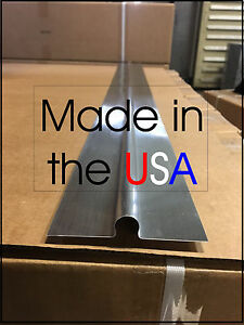 50 2 Omega Aluminum Radiant Floor Heat Transfer Plates For 1 2 Pex 24 Inches
