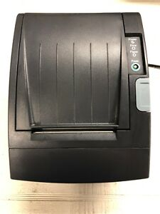Pos Samsung Srp 350pg Point of sale Thermal Receipt Printer Terminal Working