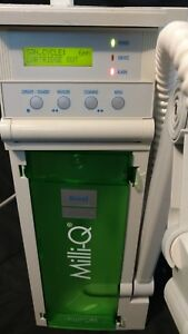 Millipore Milli q Biocel Zmqs60f01 Water Purification System Filter Green