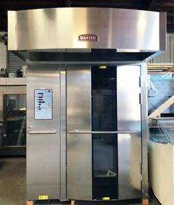 Baxter Ov500g2 Bakery Restaurant Kitchen Equipment Double Rack Gas Oven