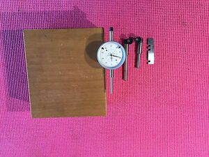 Slotmaster Swiss Made Groove Gage 05 2 Inch With Mitutoyo Charts Machinist Tool