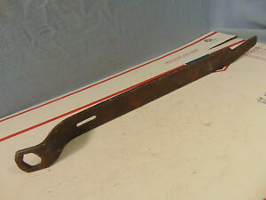 1928 1929 Era Chevrolet Tire Wrench Tool Original Vintage Ford A Coupe Sedan