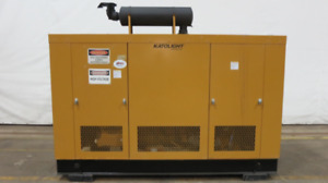 Katolight 100 Kw Standby Natural Gas Generator Set Gm 8 1l Eng Csdg 2203