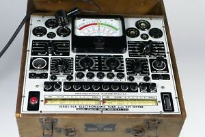 Precision Apparatus Company Tube Set Tester Series 954