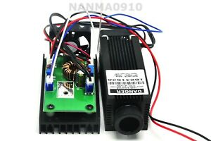 Focusable 800mw 980nm Infrared Ir Laser Dot Module W 1w Diode Ld
